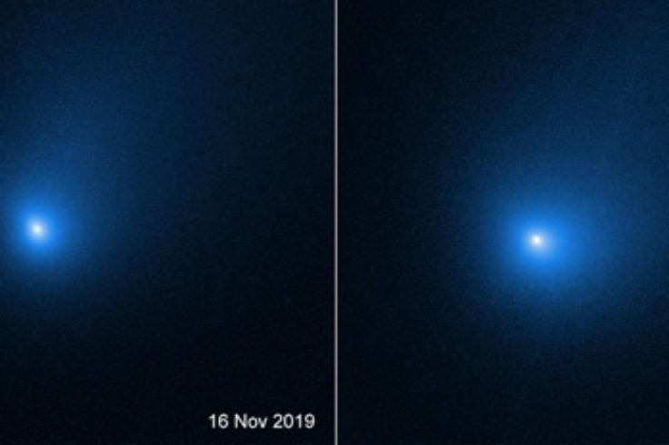 Comet Borisov at perihelion