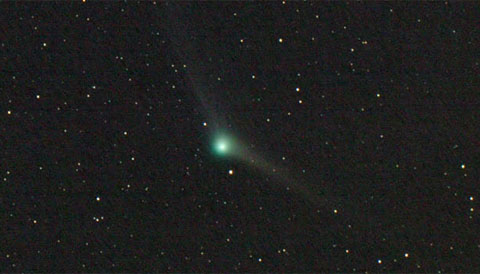 Comet Catalina on Dec. 2, 2015