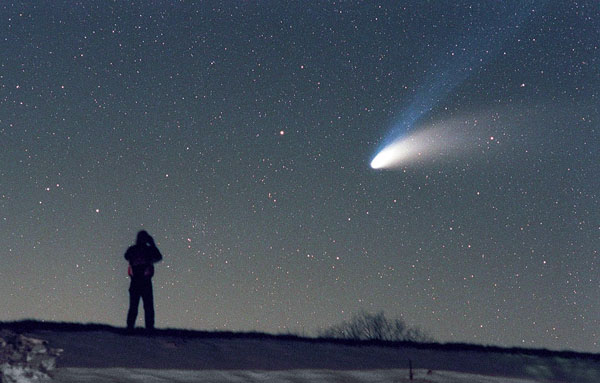 Comet Hale-Bopp (C/1995 O1