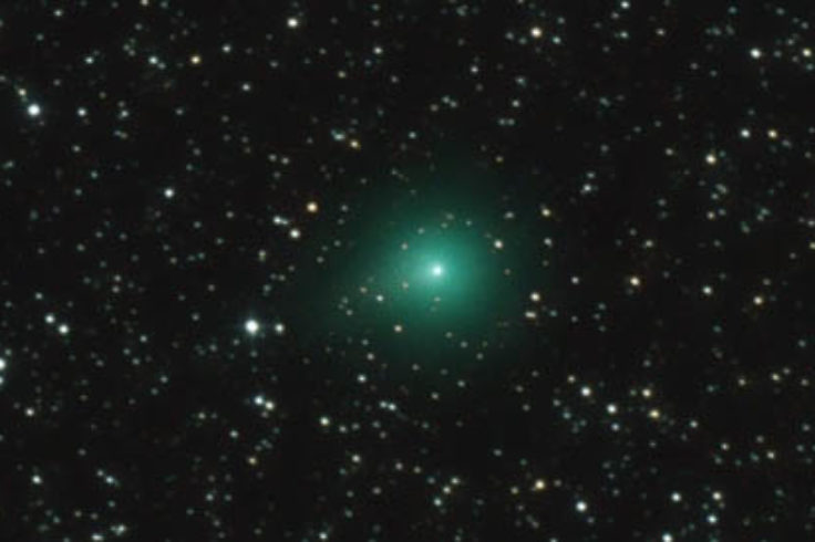 Comet Jacques on April 26, 2014