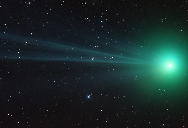 Comet Lovejoy on Jan. 19, 2015