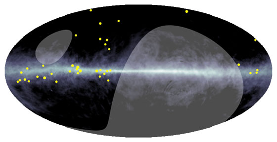 "Gamma-rays from Milky Way ""PeVatrons"