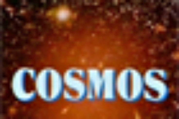 Cosmos title frame
