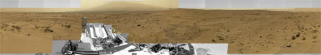 Curiosity's billion-pixel panorama