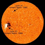 Solar cycle 24 begins