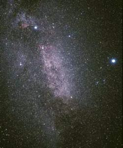 Milky Way in Northern Cross