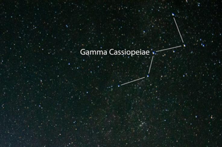 Gamma Cassiopeia