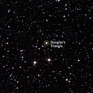 Douglas's Triangle