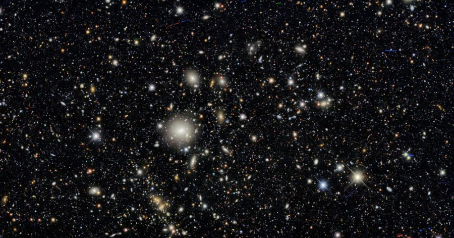 Dark Energy Survey