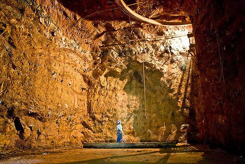 Davis Cavern