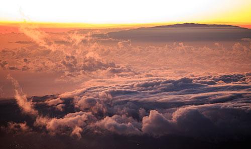 Dawn at Mauna Kea