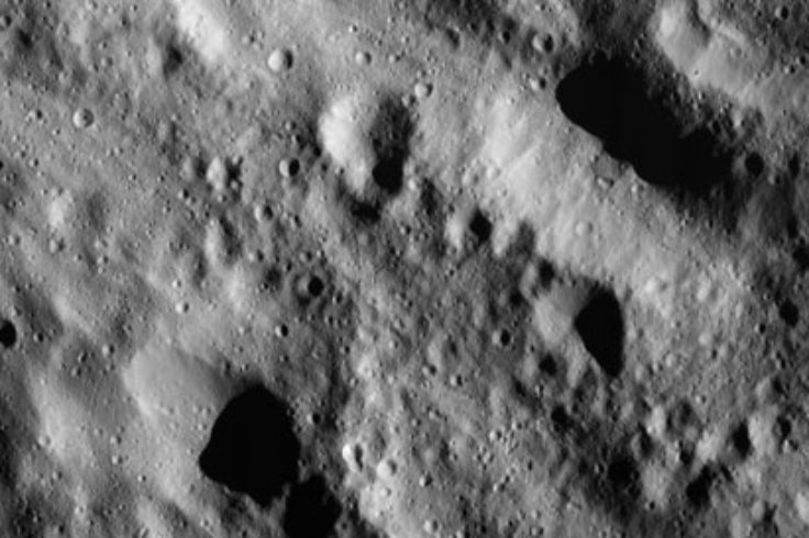 Dawn images Ceres from new, low orbit