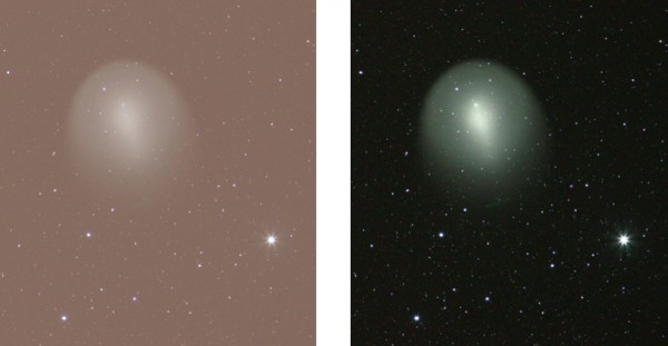 DSLR astrophotography still requires processing