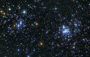 Double Cluster Lust
