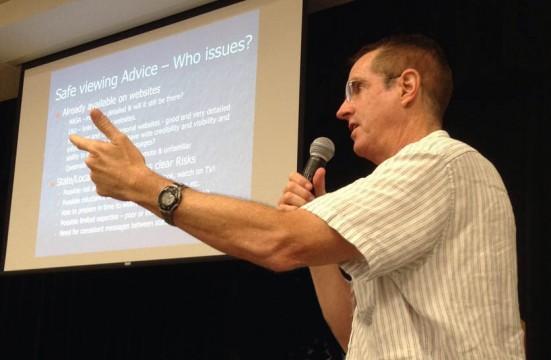 Douglas Duncan address workshop