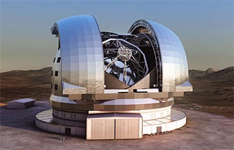 European Extremely Large Telescope