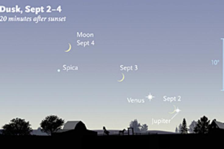 Early September evening sky_fi