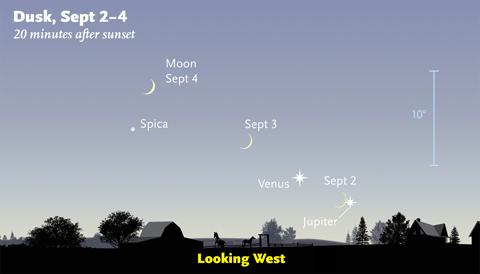 Early September evening sky_ss