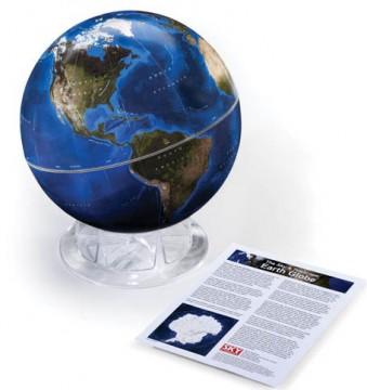 Sky & Telescope's Earth Globe