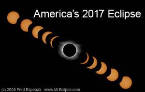 America's 2017 Total Solar Eclipse