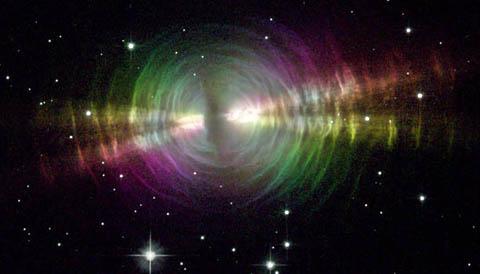 Polarized Light — From Blue Sky to Egg Nebula