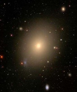 Elliptical galaxy NGC 4472