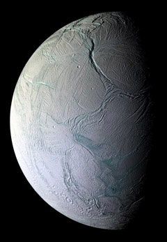 Engimatic Enceladus
