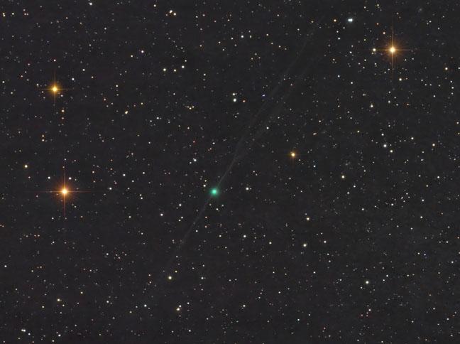 Tuning-Fork Comet