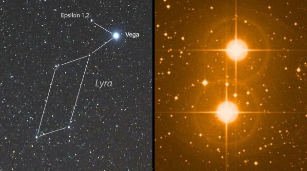 Epsilon 1,2 Lyrae