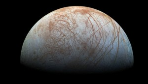 Europa's amazing surface