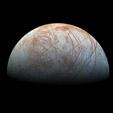 Europa's amazing surface