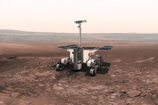 Exomars Rover 2020