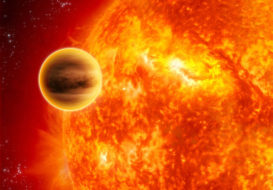 Exoplanet first