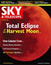 Sky & Telescope Magazine - September 2015 Issue