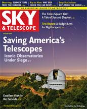August 2015 - Sky & Telescope