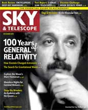 Sky & Telescope December 2015