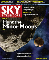 Sky & Telescope Magazine - February 2015 Issue
