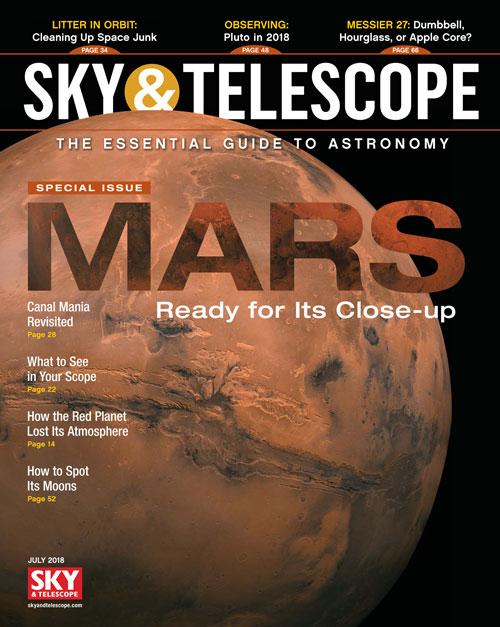 Sky & Telescope Magazine - July 2018