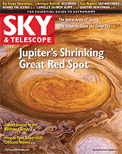 Sky & Telescope March 2016