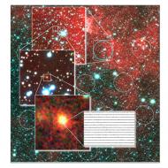 A fast radio burst's dispersion measure