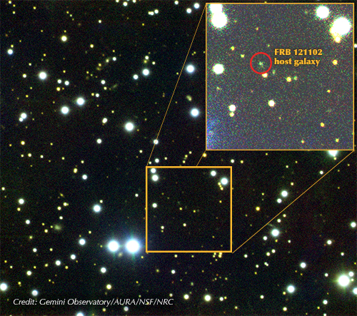Homing in on repeating fast radio burst FRB121102