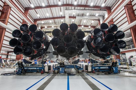 Falcon 9 Heavy
