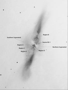 M82 — one cool galaxy.