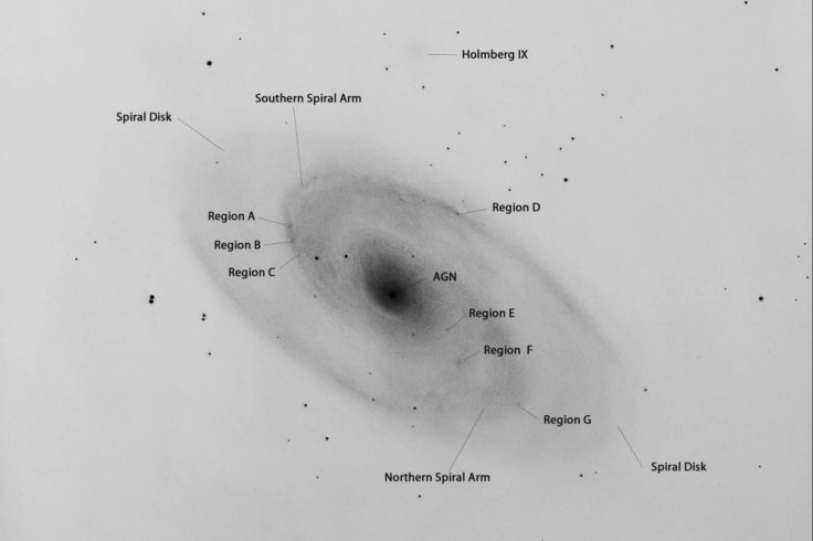 M81 — cool, too.