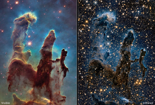 Pillars of Creation Hubb