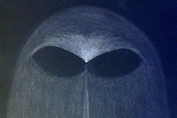 Comet Hyakutake (sketch)