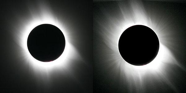 Corona Comparison