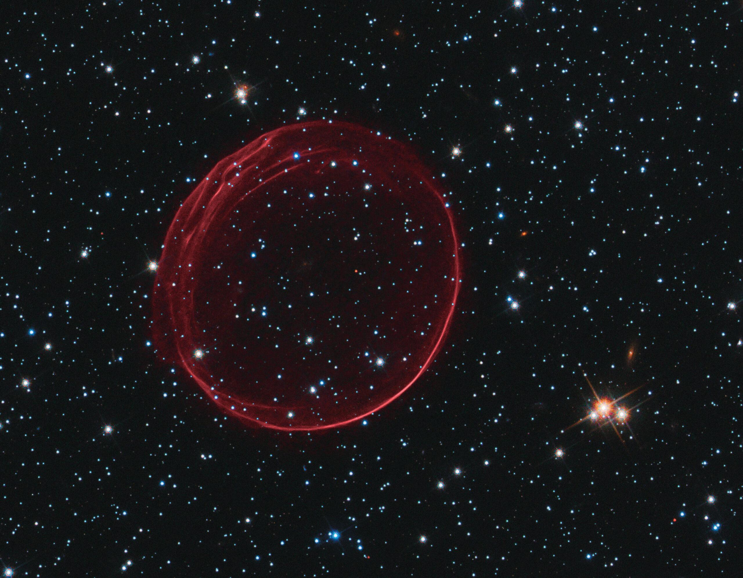 Süpernova Kalıntısı 0509