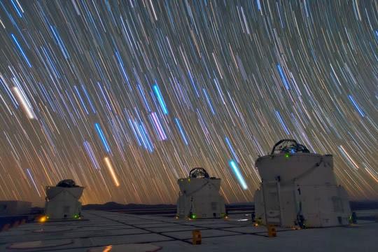 Stellar color dash