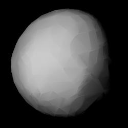 Asteroid Flora